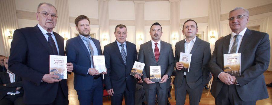 Predstavljanje knjiga Nacionalna sigurnost Republike Hrvatske u 21. stoljeću